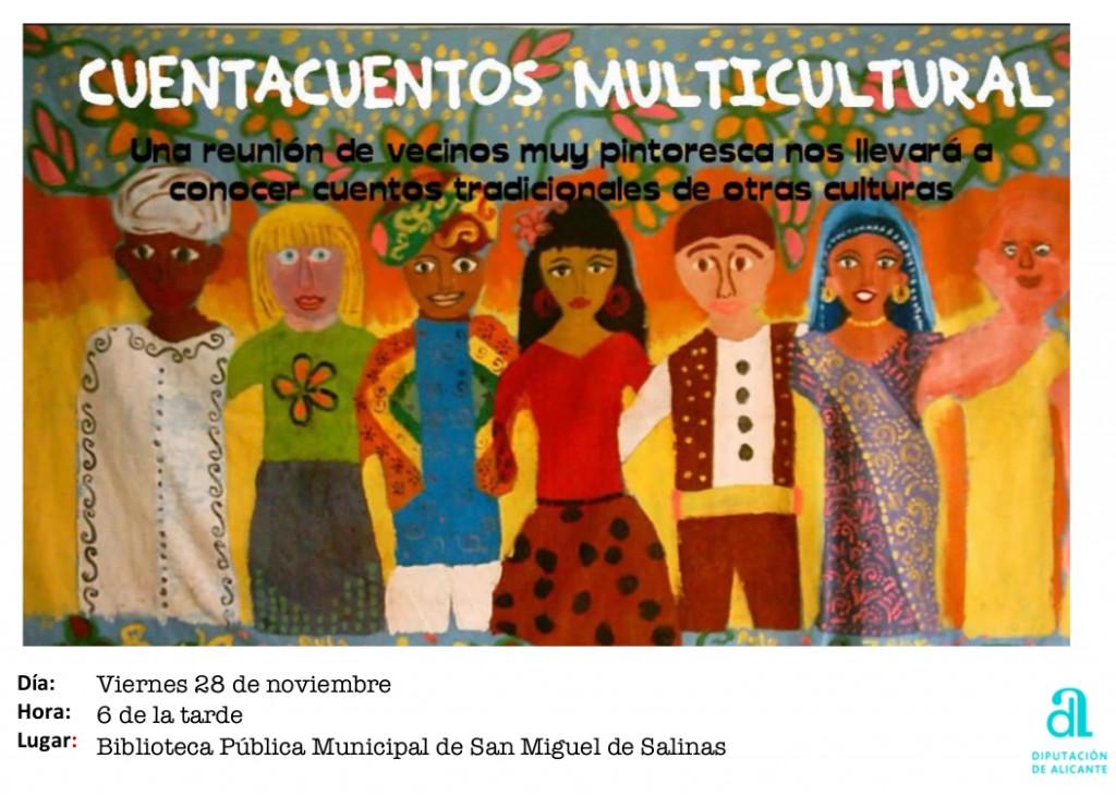 Cuentacuentos multicultural